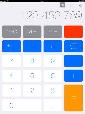Калькулятор X Pro : Метрический и валютный конвертер единиц измерения Скриншоты8