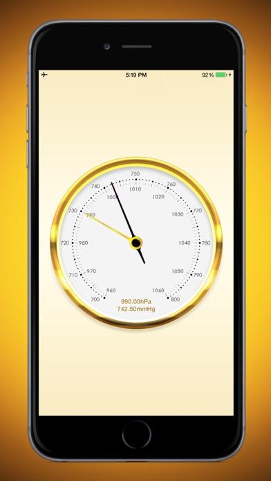 барометр +Скриншоты 2