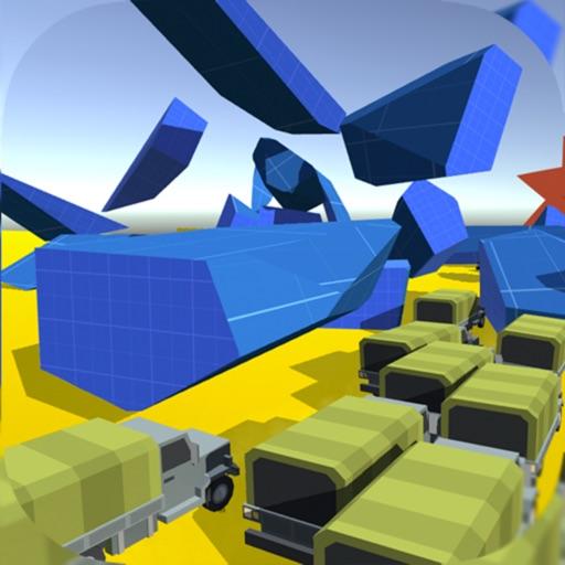 Cluster Traffic: Parkour Truck iOS App
