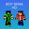 Free HD Boy Skins for Minecraft Pocket Edition