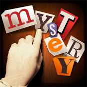 Mystery Messages - A combination of hidden object, puzzle and word game styles