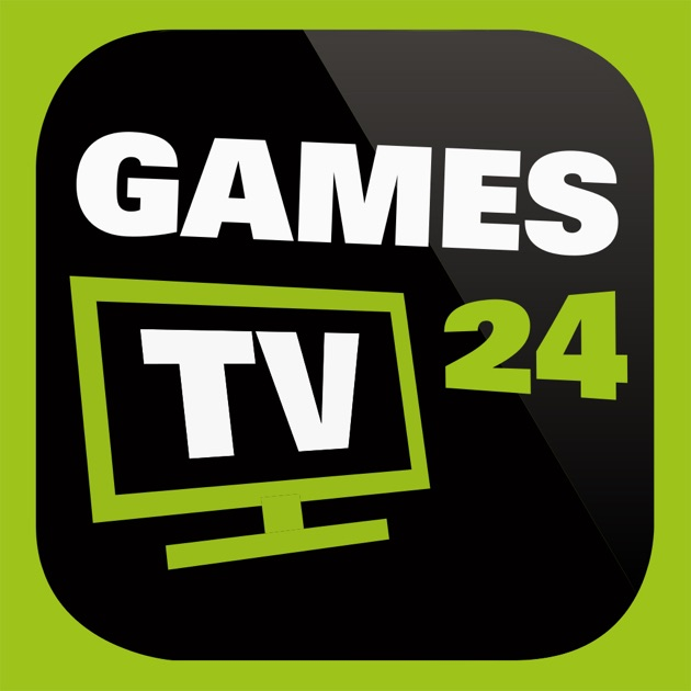 games tv 24 on the app store