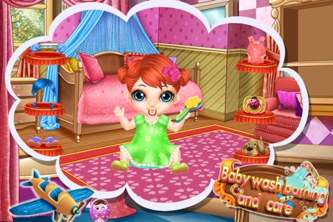 Newborn Baby Bath Care screenshot 3