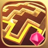 Ruby Maze Adventure: Free Labyrinth Game!