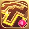Ruby Maze Adventure: Free Labyrinth Game!