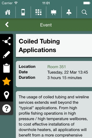 SPE/ICoTA Coiled Tubing & Well Intervention Conference & Exhibition 2016 screenshot 3