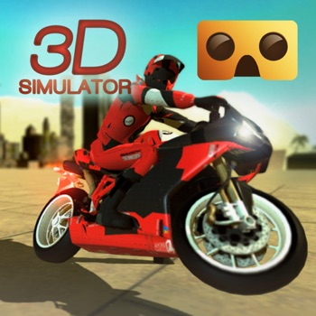 VR Motorbike Simulator : VR Ga... for iPhone
