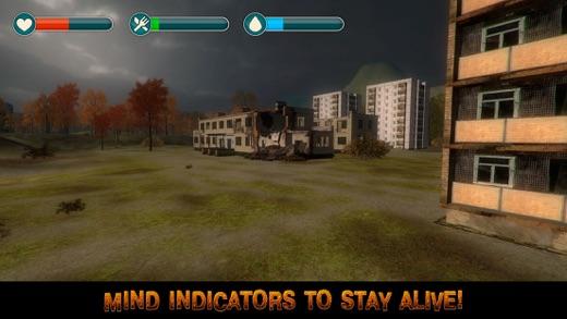 Chernobyl Survival Simulator 3D Screenshot
