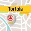 Tortola Оффлайн Карта Навигатор и руководство