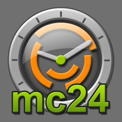 Market 24h Clock icon
