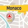 Monaco Offline Map Navigator und Guide