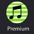 Music Premium player for Spotify