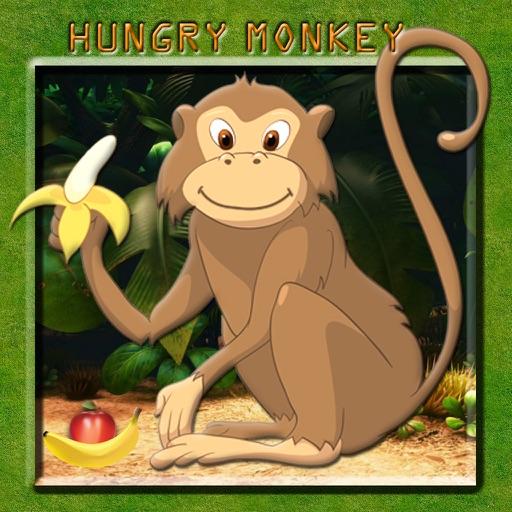 Hungry Monkey Challenge iOS App