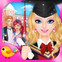 High School Salon - Girls Makeup, Dressup and Makeover Games icon
