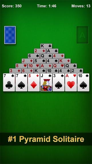 Pyramid Solitaire Pro ▻ Screenshot