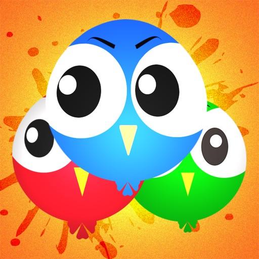 Poo Poo Birds iOS App
