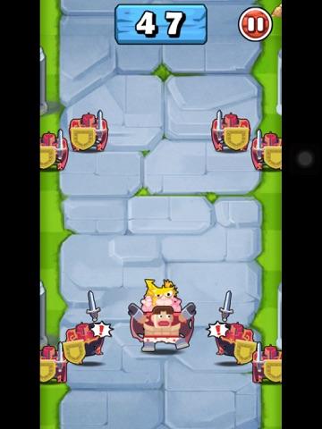 Princess Run! Screenshot