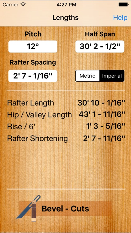 Roof Carpenter   Rafter, Hip,Valley   Length And Plumb Cut, Angle Calculator