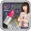 Lipstick Factory – A lipstick design studio & packing simulator game