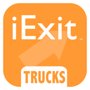 iExit Trucks: The Trucker's Highway Exit Guide