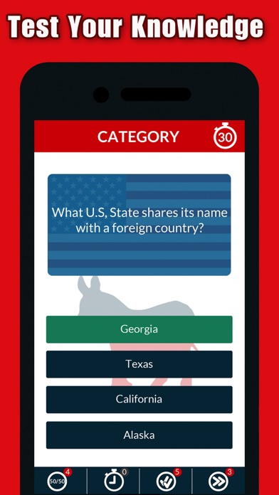 download Political Run - Democratic Primary (Ad Free) - 2016 Presidential Election Trivia apps 0