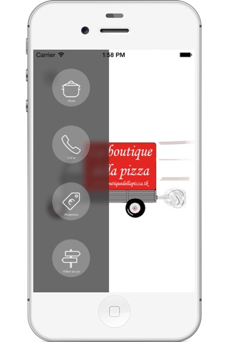 iBoutiquePizzaTrieste screenshot 1