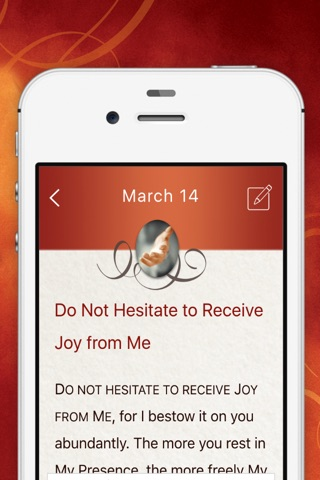Jesus Calling Devotional screenshot 3