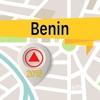 贝宁 離線地圖導航和指南