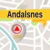 Andalsnes 離線地圖導航和指南