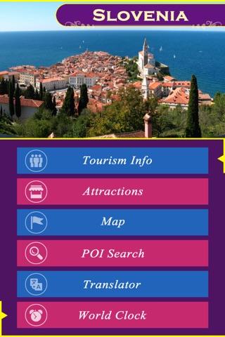 Slovenia Tourist Guide screenshot 2