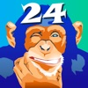 Chimp 24 - Brain entertaining arithmetic puzzles