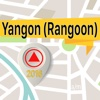 Yangon (Rangoon) Offline Map Navigator and Guide