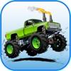 Smashy Truck on Road : 3D Jetski Endless Arcade Hopper Game !