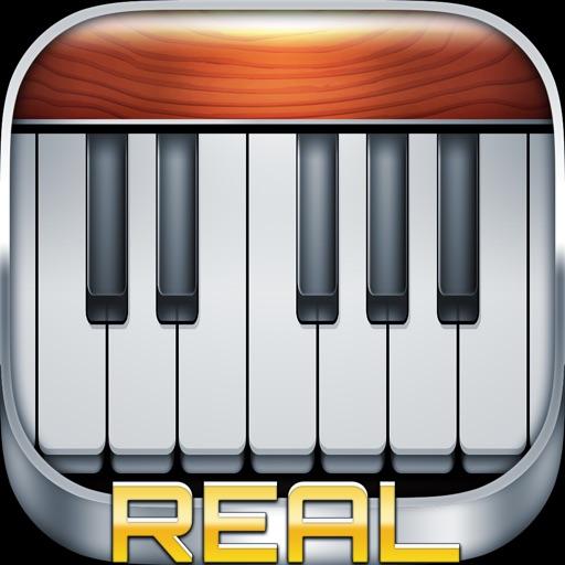 ピアノ REAL - 無料で演奏を楽しめる 楽器 アプリ