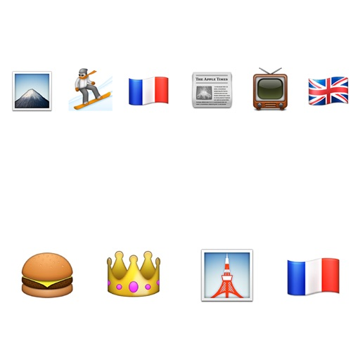 Emoji Quiz - Free Trivia Game iOS App