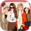 Herbst dress up Spiel