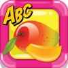 ABC Fruits & Vegetables Flashcards!