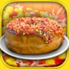 Donut Maker Thanksgiving - Kids Autumn Dessert Cooking Game