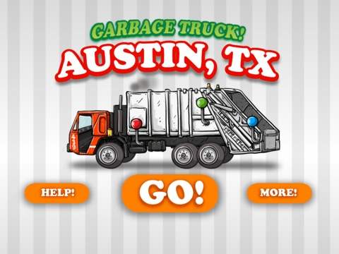 garbage truck austin tx on the app store. Black Bedroom Furniture Sets. Home Design Ideas