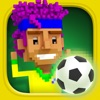 TV Sports Soccer — Endless Blocky Runner