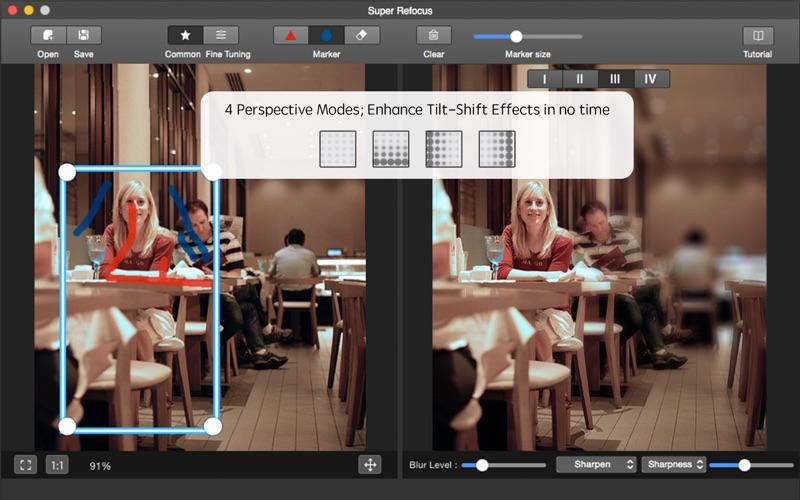 After Focus - Photo Background Blur Bokeh Effects Screenshot