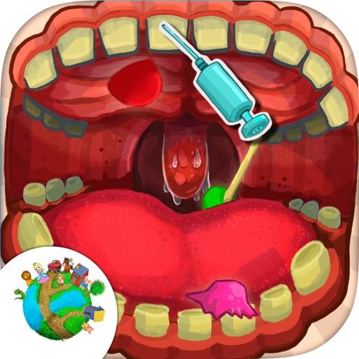 Dentist game - dental clinic for children iOS App
