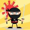 Geschickte Run Und Springen Ninja Jump Deluxe-Spiele