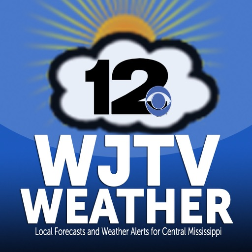 WJTV Storm Team 12 Weather for iPad | Apps | 148Apps