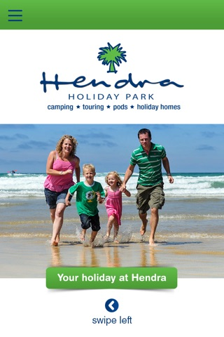 Hendra Holiday Park screenshot 1