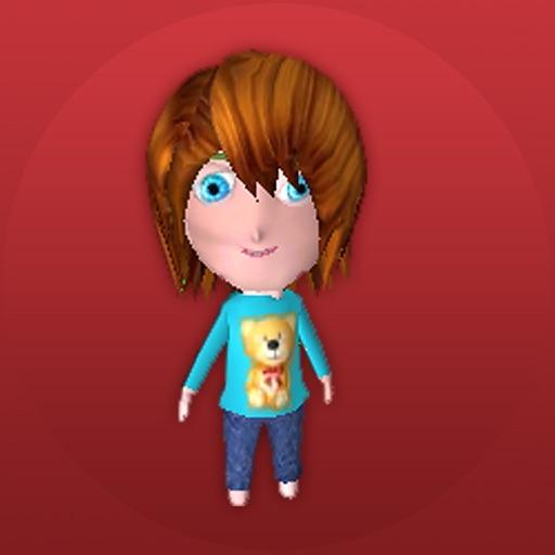 Talking Adam 3D iOS App