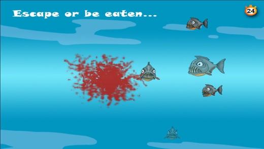 ! Ugly Hungry Fish Screenshot