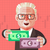 Forex Hero – trading game for beginners icon