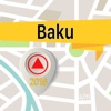 Baku Offline Map Navigator and Guide
