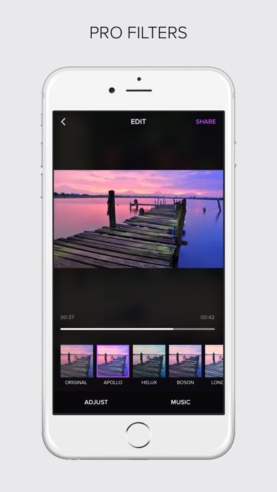 Moonlight-Video Editor By InstaSizeCapture d'écran de 4